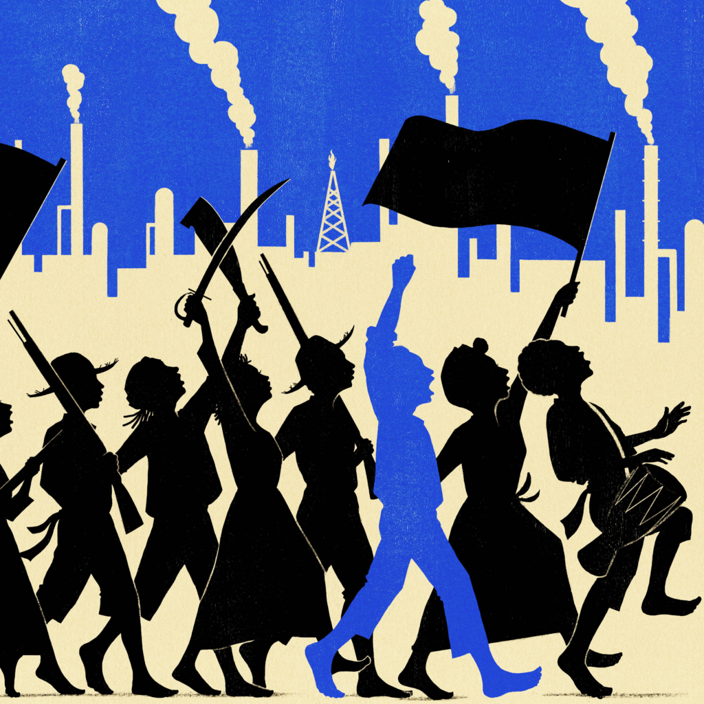 Uprisings, Futures, and Freedoms