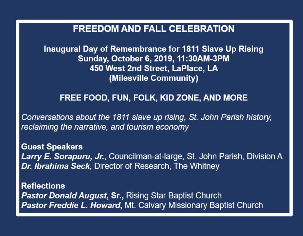 Freedom and Fall Celebration